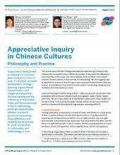 Appreciative Inquiry in Chinese Cultures | Appreciative Inquiry and metaphors | Scoop.it