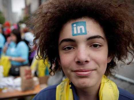 LinkedIn App Tips Tricks - Business Insider | Social Media | Scoop.it
