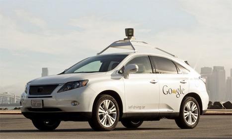 Les premiers permis pour voitures autonomes arrivent en Californie | Un monde qui bouge (HighTech) | Scoop.it