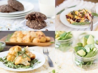 10 Easy recipes for eating local and vegetarian in April - Treehugger (blog)   Veg(itari)an Meals   Scoop.it