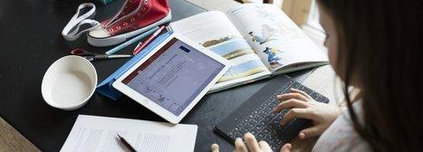 Dans les écoles romandes, le numérique balbutie | Future cities | Scoop.it