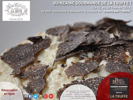 NEWSLETTER DU CAFE LA JATTE | RESTOPARTNER : des restaurants  de qualités à Paris - France | Scoop.it