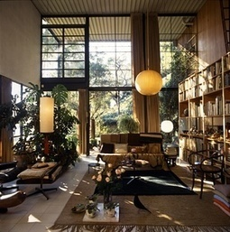 Party with the Eameses! Inside the modernist masters' riotous home - The Guardian (blog) | Mid-Century Modern Architects and Architecture | Scoop.it