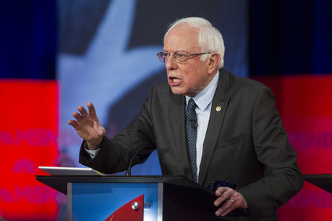 Sanders launches new attack on offshore outsourcing | Global Contingent Workforce | Scoop.it