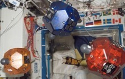 A Robotics Tournament…in Space | Robots and Robotics | Scoop.it
