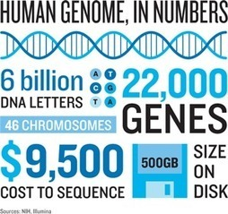 Mining the human genome for marketing opportunities | eVolv with Innovative Science & Technology | Scoop.it