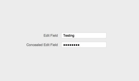 33 Uses for the Concealed Edit Box - FileMaker Examples | All things Filemaker  Go | Scoop.it