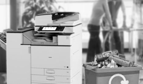 Go greener and lower your office print costs. | Sprint Ink | Business | Scoop.it