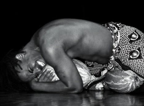 Le danseur Hugues Anoï | La danse africaine | Scoop.it
