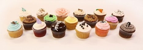 The Booming Popularity of Cupcake Trends | Cake Junkie | Scoop.it
