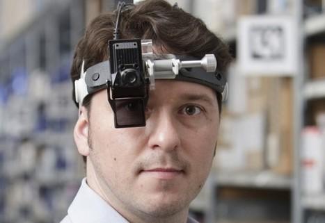 KiSoft Vision : des lunettes de réalité augmentée qui pourraient révolutionner la préparation de commandes | Geeks | Scoop.it