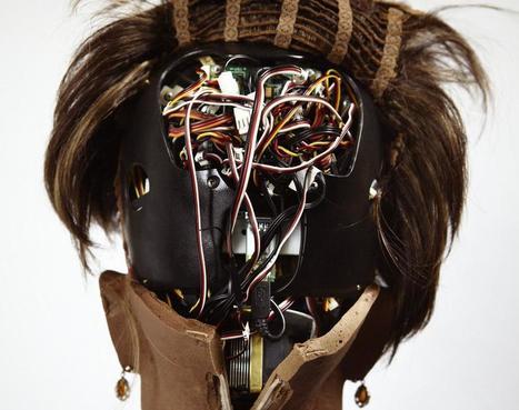 Tracks - Ma femme est un robot | ARTE | Une nouvelle civilisation de Robots | Scoop.it