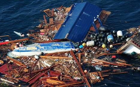 The 'toxic monster' is coming! Texas-sized floating island containing one million tonnes of junk from Japan tsunami drifting towards US | Nature's Last Stand | Scoop.it