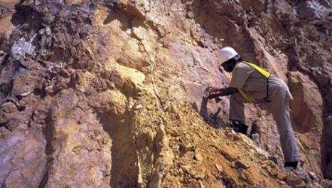 Guinée :  La folle ruée vers l'or | Or infos | Scoop.it