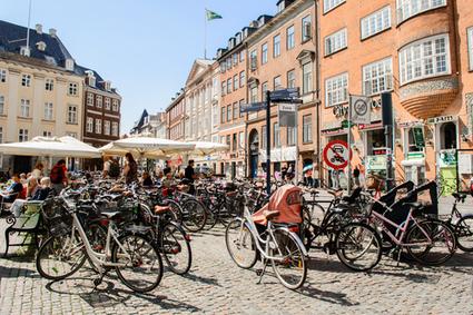 Cycling Smart In Copenhagen: 'Smart Cities' Call For Smart Solutions | Smart Cities in Spain | Scoop.it