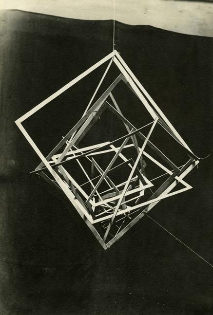 Hanging Sculpture by Alexander Rodchenko | Art Installations, Sculpture, Contemporary Art | Scoop.it