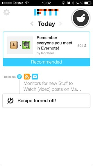 Put Your iPhone To Work With IFTTT | mrpbps iDevices | Scoop.it