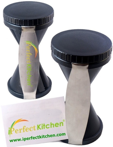 Envy Sprial Slicer -The iPerfect Kitchen Product is All About Healthy Meals | iPerfect Kitchen | Scoop.it