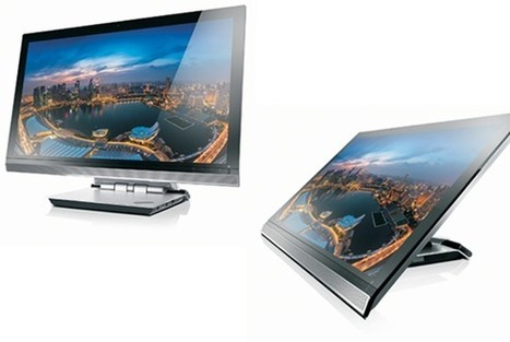 Lenovo brings Android to 4K monitor, all-in-one PC - PCWorld | Android On Stick | Scoop.it