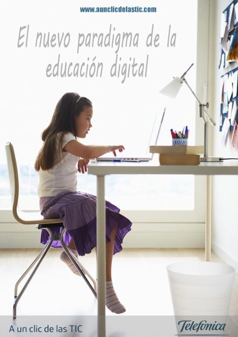 [PDF] El nuevo paradigma de la Educación Digital | Entre profes y recursos. | Scoop.it
