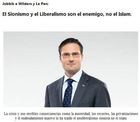 El Sionismo y el NeoLiberalismo son el enemigo, no el Islam | @AraujoFredy | Scoop.it