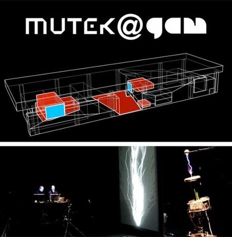 MUTEK FESTIVAL DE ARTE, MÚSICA Y CULTURA DIGITAL EN ...   VIM   Scoop.it