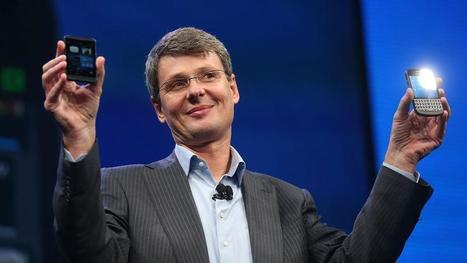 RIM Renames Itself 'BlackBerry' | Brand Marketing & Branding | Scoop.it