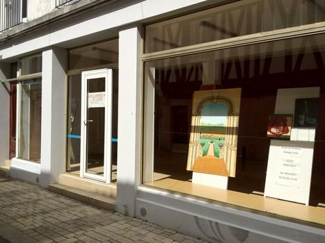 Exposition de Marie Claude Mouret au 20 rue Victor Hugo | Vitrines d'art à Sainte Foy la Grande - 2013 | Scoop.it