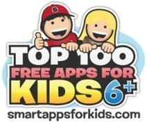 Top 100 Free Apps for Kids! (6+) - Smart Apps For Kids | Financial Literacy News and Tips for Kids | Scoop.it