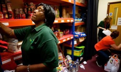 UK Shame | Number of people turning to food banks triples in a year to 350k | Food banks | Scoop.it