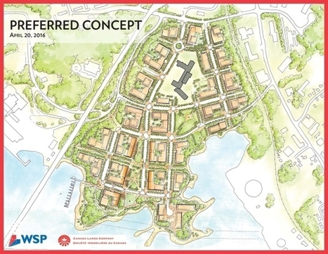 Here's your first peek at the latest plan for Shannon Park | Nova Scotia Construction News | Scoop.it