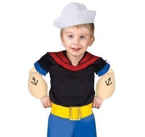 Popeye Halloween Costumes | Great Halloween Ideas for 2013 | Scoop.it