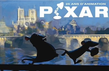PIXAR, 25 ans d'animation | Autour du jeu | Scoop.it