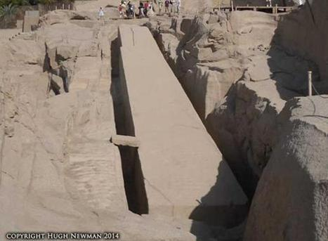 The Forgotten Stones of Aswan Quarry, Egypt | 21st Century Racism | Scoop.it