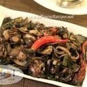 Adobong Pusit Recipe | Delicious Filipino Foods | Scoop.it