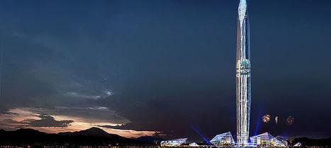 Corea del Sur construirá el primer rascacielos invisible del mundo - Noticias de Tecnología | Arquitectura - Buenas Prácticas | Scoop.it