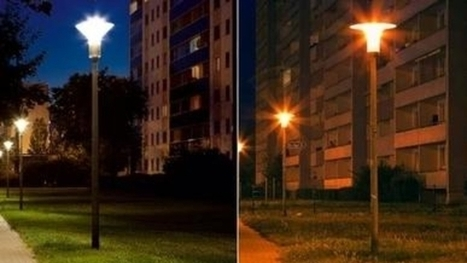 Des villes testent l'éclairage public intelligent   L'expérience consommateurs dans l'efficience énergétique   Scoop.it