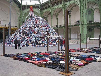 "Christian Boltanski: ""People"" 