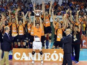 CAI Voleibol Teruel wins Spanish league in a memorable final - FIVB | voleibol | Scoop.it