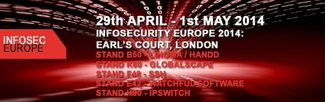 Infosecurity Europe 2014 | HANDD | SSH Key Management | Scoop.it