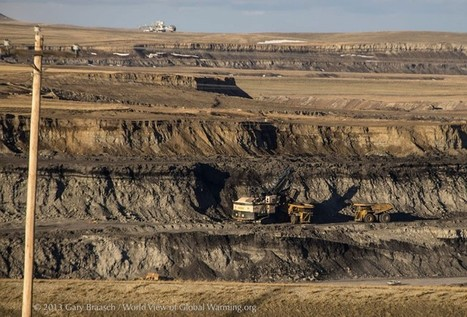 Powder River Basin: Coal on the move — The Daily Climate | Sustain Our Earth | Scoop.it