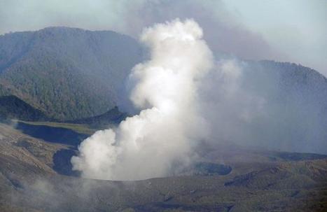 Les cendres volcaniques ralentissent le réchauffement climatique - 20minutes.fr | sc.environnement | Scoop.it