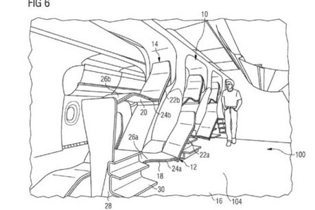 Airbus patent has passengers stacked on top of each other | Grab Bag! | Scoop.it