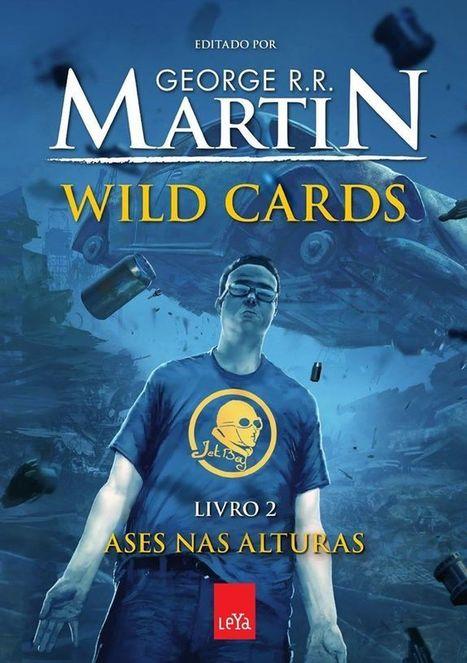 Notícias & Babados: Sugestão de leitura: livro 2 da série Wild Cards por Nanda | Ficção científica literária | Scoop.it