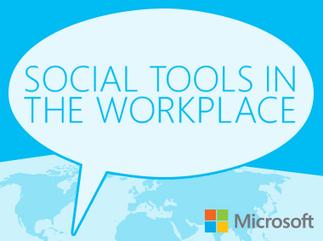 Infographie : de l'usage des réseaux sociaux en entreprise [étude] | Entreprise 2.0 et outils collaboratifs | Scoop.it