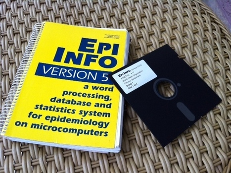 Do you remember epi info 5 distribution kit - phConnect | EPIINFO | Scoop.it
