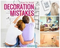 Common Mistakes While Decorating And How To Avoid Them | Home Improvement | Scoop.it