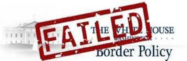 Failed Policy The Real Reason Obama Skipped A Border Trip - This Is What Happens When You Have Tyranny & mental derangement Sitting In The White House | Obama