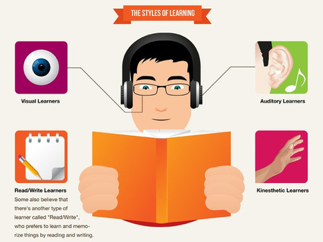 ¿Más razones para no leer? Los estilos de aprendizaje   Entorns Virtuals d'Aprenentatge i Recursos Educatius WEB 2.0   Scoop.it