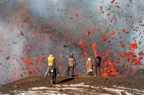 Spewing volcano: A photographer's delight in far Eastern Russia | What's new in Visual Communication? | Scoop.it
